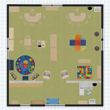 daycare floor plan design classroom floorplanner