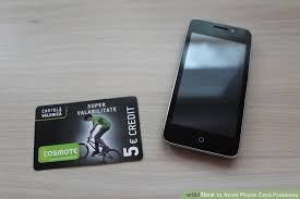 how to avoid phone card problems 5 steps with pictures