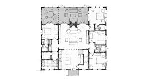 hunting lodge floor plans historical concepts homes drawing board the bluff tract