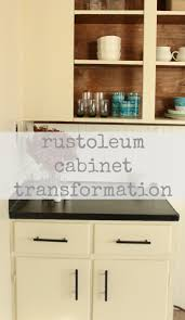 Furniture For Kitchen Cabinets by Furniture Luxury Rustoleum Cabinet Transformation For Kitchen