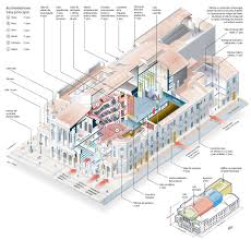 Municipal Hall Floor Plan by Teatro Municipal Santiago De Chile Concert Hall Opera Houses