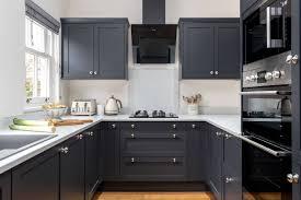 black shaker style kitchen cabinets shaker cabinets kitchen ideas photos houzz