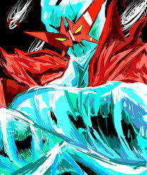 gurren lagann super galaxy tengen toppa gurren lagann by feelmymusk on deviantart