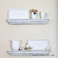 How To Make Invisible Bookshelf How To Hang Floating Shelves Hometalk