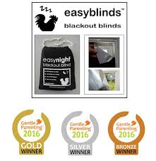 Portable Blackout Blinds Easynight Portable Blackout Blinds By Easyblinds Birth Partner