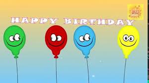 singing birthday balloons birthday balloons singing happy birthday to you capella