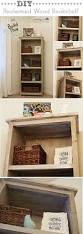 best 25 reclaimed wood bookcase ideas on pinterest white wood
