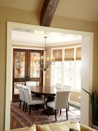 dining room blinds dining room window treatments curtains