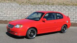 hyundai accent gt 2003 2003 hyundai accent information and photos zombiedrive