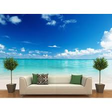 beach wall decor for bedroom unique hardscape design bring image of beach themed wall decor decals
