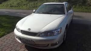 2000 lexus es300 sedan 2001 lexus es300 review youtube
