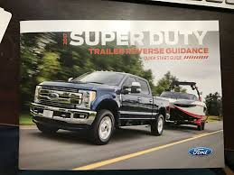 trailer reverse guidance stickers ford truck enthusiasts forums