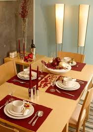 Christmas Decorations On Dining Table by 28 Christmas Dinner Table Decorations And Easy Diy Ideas
