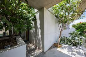 gallery of stacked planters house vtn architects 8