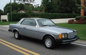 mercedes 300d coupe 1983 mercedes 300cd would you buy it