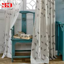 Turquoise Curtains For Living Room Online Get Cheap Kids Drapes Aliexpress Com Alibaba Group