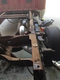 2003 f350 7 3l frame u0026 body restoration diesel forum