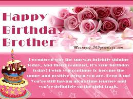 birthday greetings for brother 365greetings com