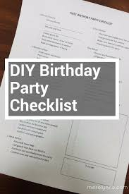 diy gone fishing birthday party free planning checklist merelynne