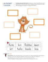 letter k worksheets sparks