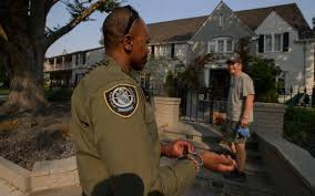 chp code 1141 wary of crime some sacramento neighborhoods have hired private