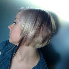 hair styles short in front and long in back 20 short stacked bob hairstyles that look great on everyone