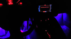 light purple porsche audi tt interior led light purple youtube