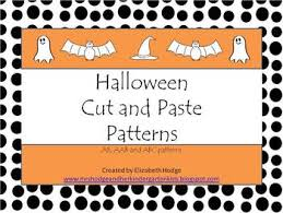 halloween pattern worksheets ab aab and abc patterns by