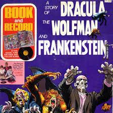 Seeking Frankenstein Story Identification Seeking A Record With Dracula The Wolfman