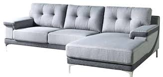Tufted Sectional Sofa Chaise Tufted Sectional Sofa With Chaise Leandrocortese Info