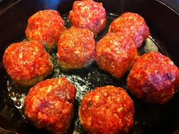 Cast Iron Cooking Derek On Cast Iron Cast Iron Recipes Recipe Meatballs For Your