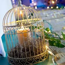 bird cage decoration decorative ivory bird cage centerpiece walmart