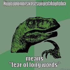 Ironically Liking Memes - phobias are ironic quickmeme