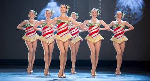 Radio City Ny Shows Christmas Spectacular Starring The Radio City Rockettes The