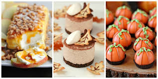 35 easy fall dessert recipes best treats for autumn