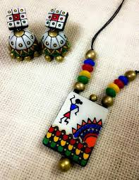 1021 best terracotta jewellery images on teracotta