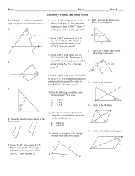 Midpoint Of A Line Segment Worksheet Find Each Numbered Angle