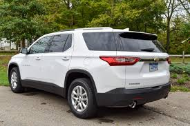chevrolet traverse 7 seater 2018 chevrolet traverse review ready to play with the big boys 95