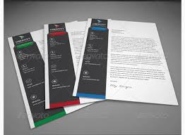 Business Letter Template For Letterhead Company Letterhead Design Letter Template Sle Letterhead