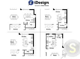 kitchen floorplan choosing the best kitchen floorplan design smart ideas