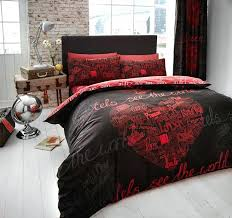 Black Duvet Cover King Size Red And Black Duvet Covers King Size Red Plaid Duvet Cover King