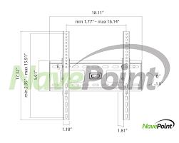 samsung 32 inch smart tv wall mount tilting samsung 55 inch tv wall mount bracket tilt for un55h6350
