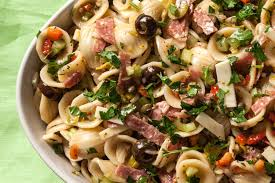 muffaletta pasta salad recipe chowhound