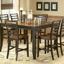 lovely decoration counter height dining room sets vibrant design