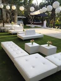 party furniture rentals patio patio furniture rental brown rectangle rustic wooden patio