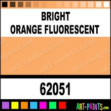 bright orange fluorescent pro color airbrush spray paints 62051