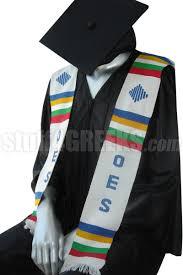 custom graduation stole order of eastern kente graduation stole