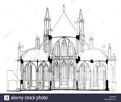 Gothic Revival House Plans Gothic Architecture Floor Plan Home Decorating Interior Design