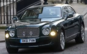 purple bentley mulsanne literally fit for a queen elizabeth s bentley mulsanne for sale