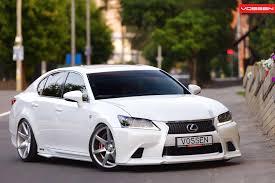 lexus ls on vossen vossen wheels lexus gs vossen cv7